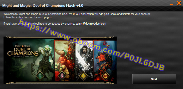 Might & Magic Duel of Champions Hack