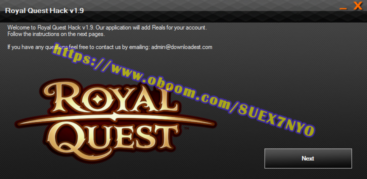 Royal Quest hack