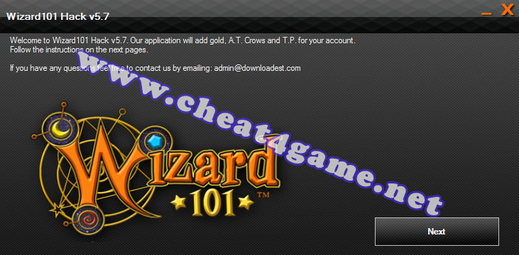 Wizard101 hack