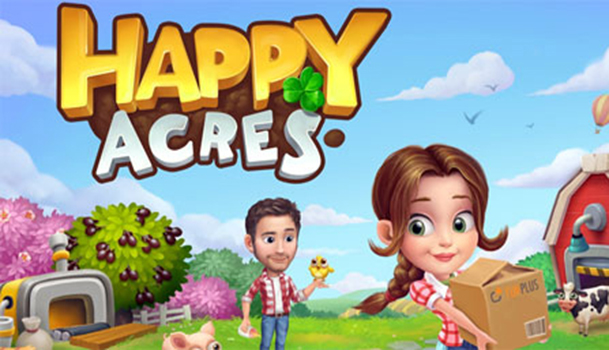 Happy Acres Hack – Add Coins and Lives | Cheat4Game