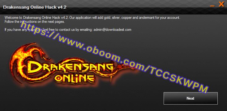 Drakensang Online hack