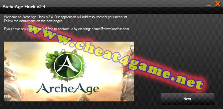 ArcheAge Hack