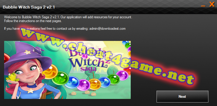 Bubble Witch Saga 2 Hack