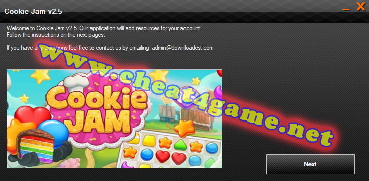Cookie Jam Hack