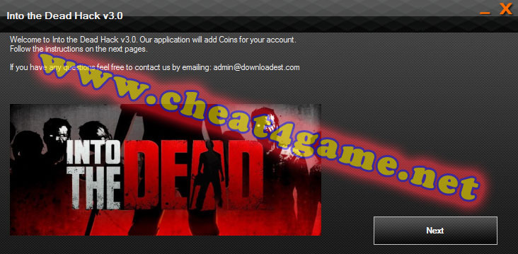 Into the Dead Hack