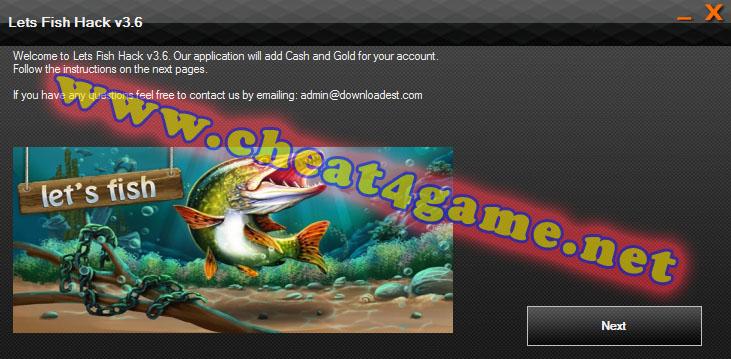 Lets Fish Hack