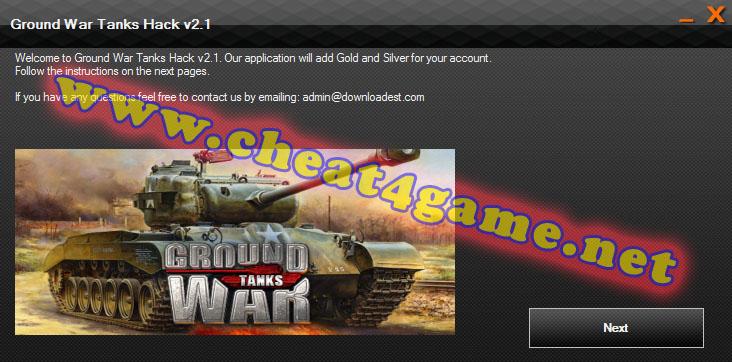 Ground War Tanks Hack
