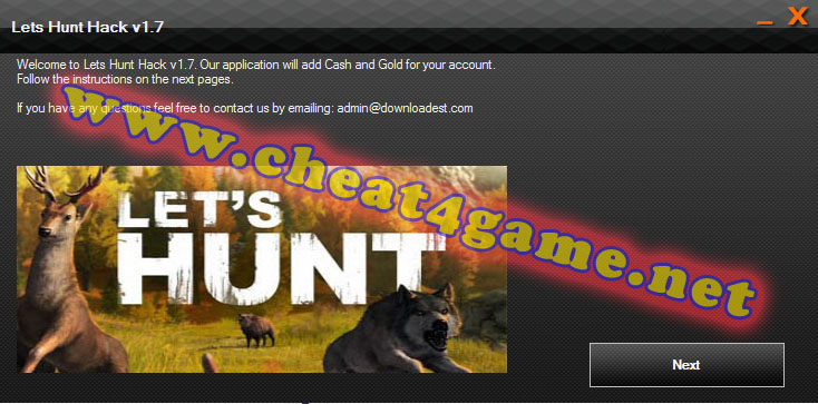 Lets Hunt Hack