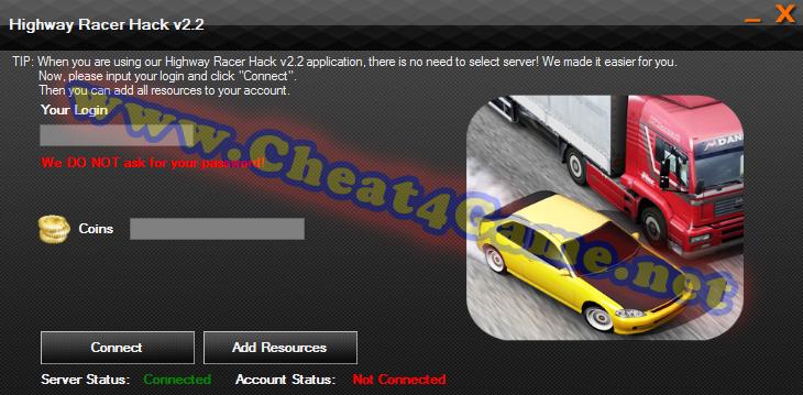 Highway Racer Hack