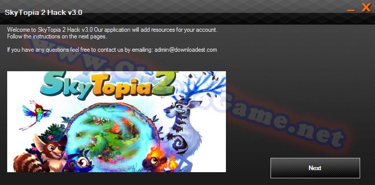 SkyTopia 2 Hack