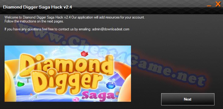 Diamond Digger Saga Mod