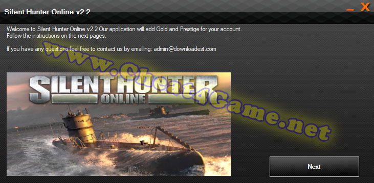 Silent Hunter Online Hack