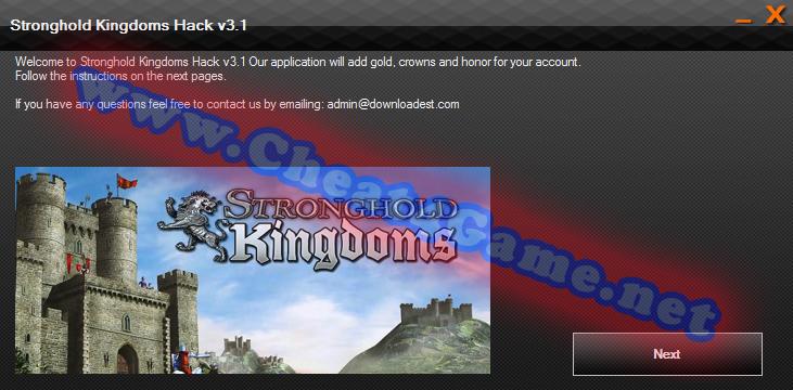 Stronghold Kingdoms Hack