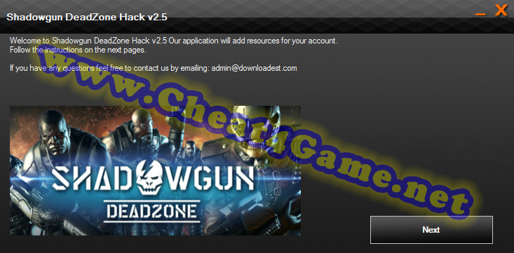 Shadowgun Deadzone mod