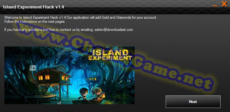 Island Experiment hack