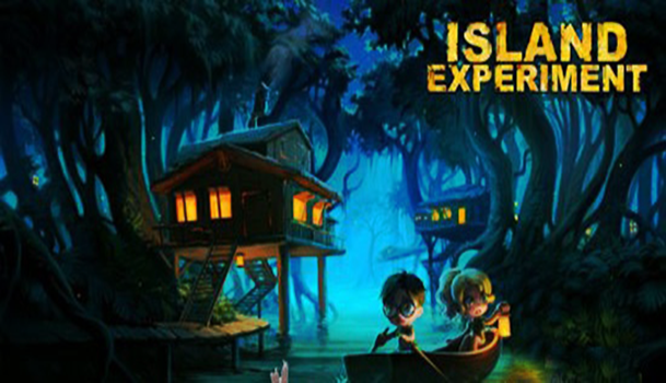 game Island Experiment logo